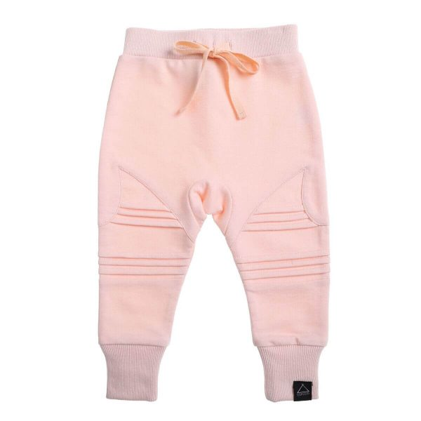 Sunday Soldiers Nude Pink Trackpants