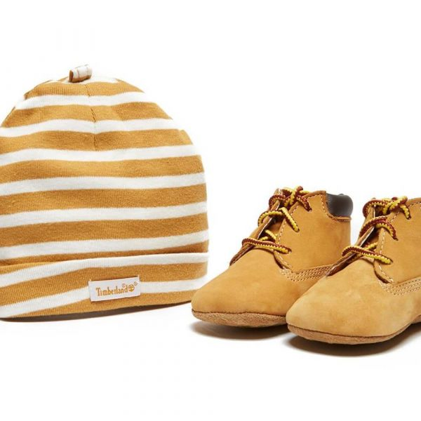 timberland bootie baby combo