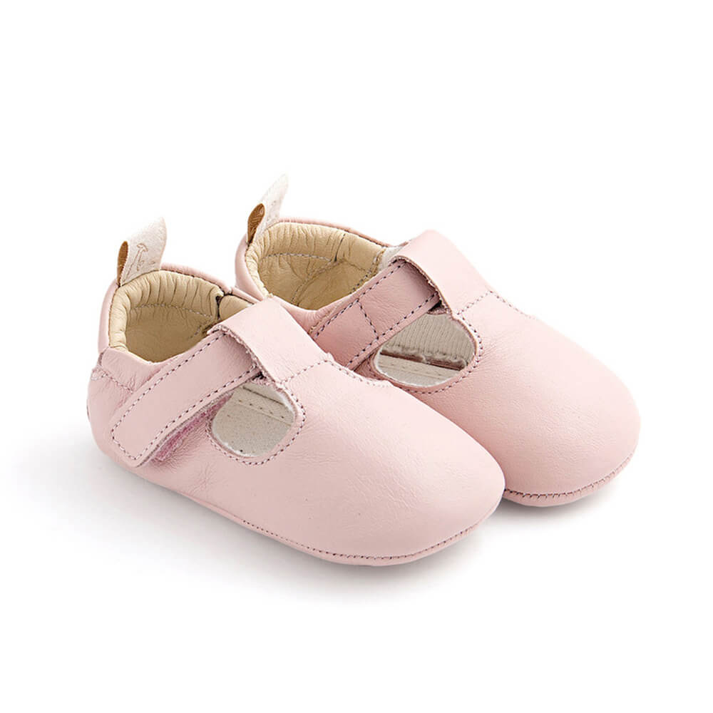 Tip Toey Joey Beany Baby Boot - Pink Cotton Candy side