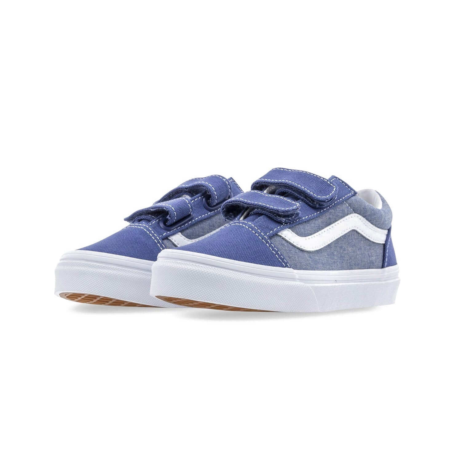 Vans Chambrary Old Skool Toddler Angle