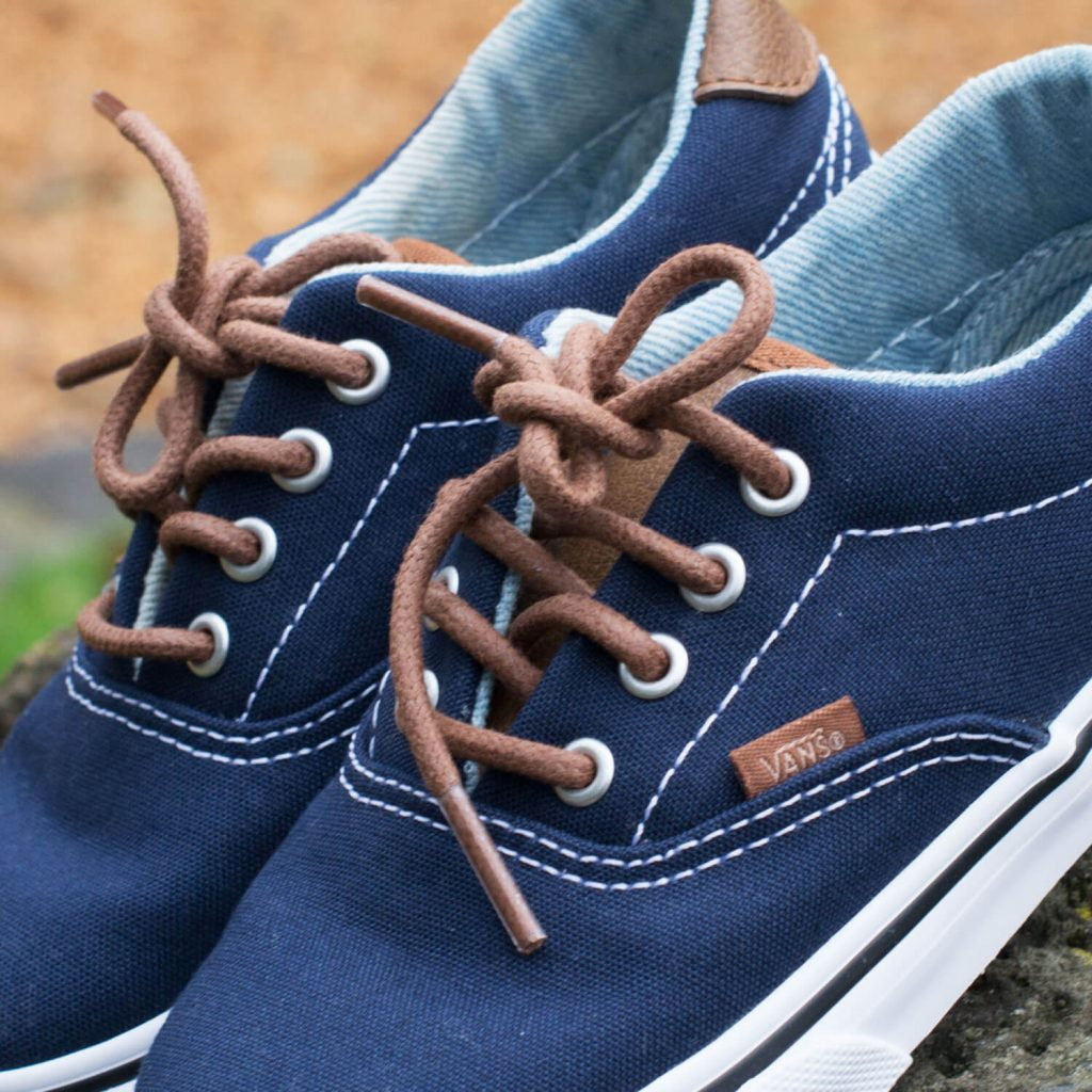 Vans Era 59 Kids Sneaker – Navy Lifestyle 6