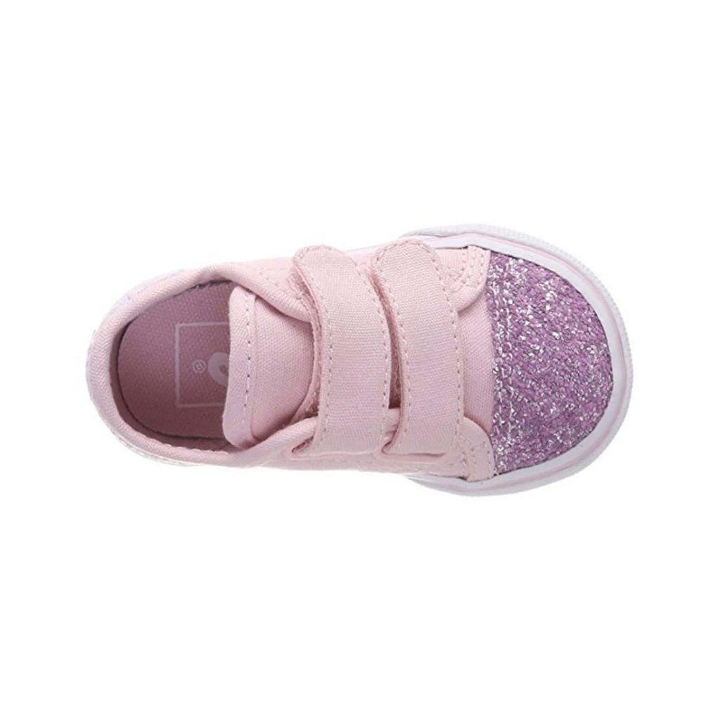 vans-kids-old-skool-v-sneaker-pink-glitter-toe-top