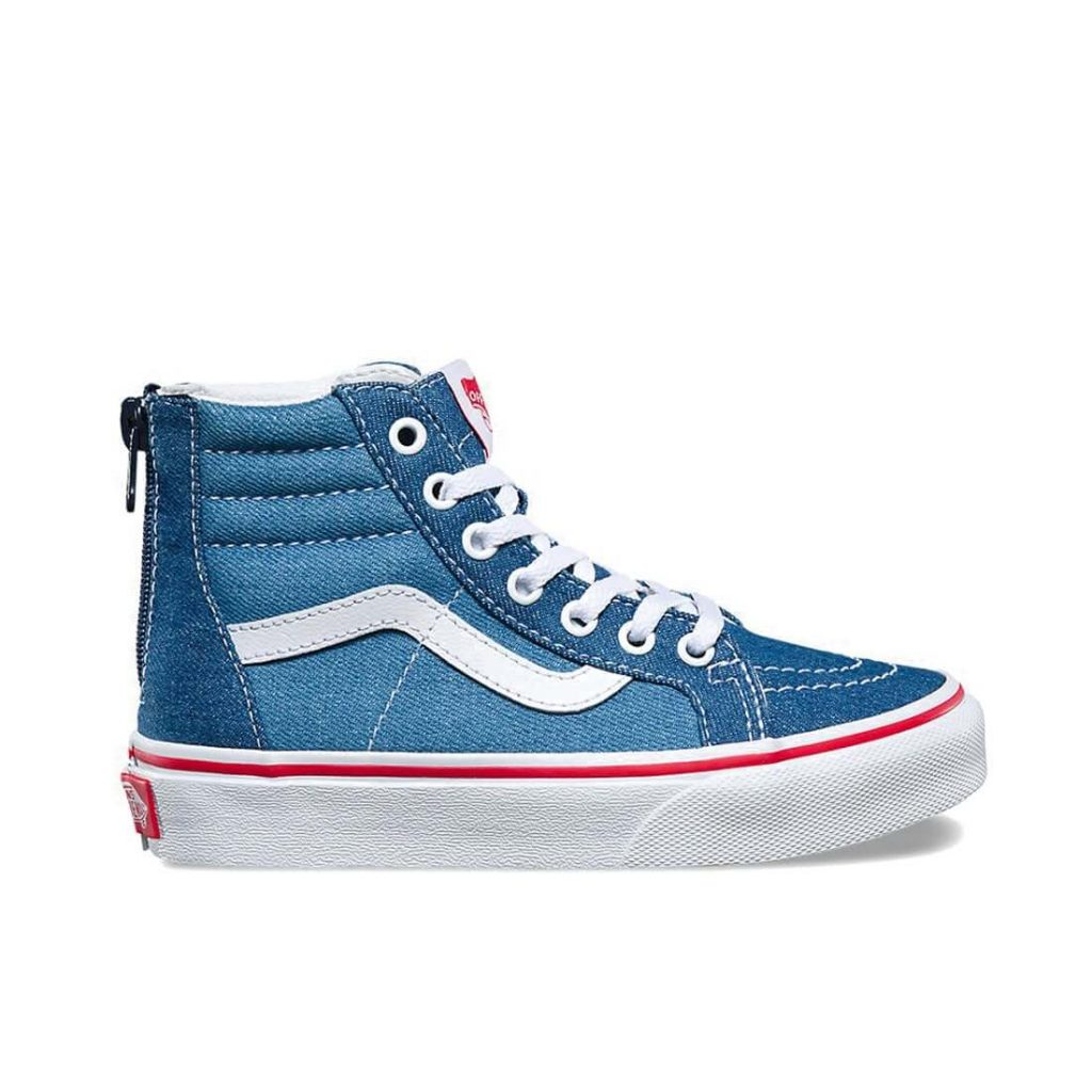 vans-kids-sk8-hi-zip-denim-2-tone-blue-true-white-side