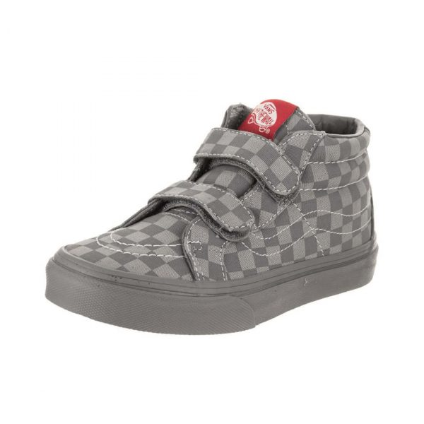 vans-kids-sk8-mid-reiss-mono-checkerboard-grey-angle