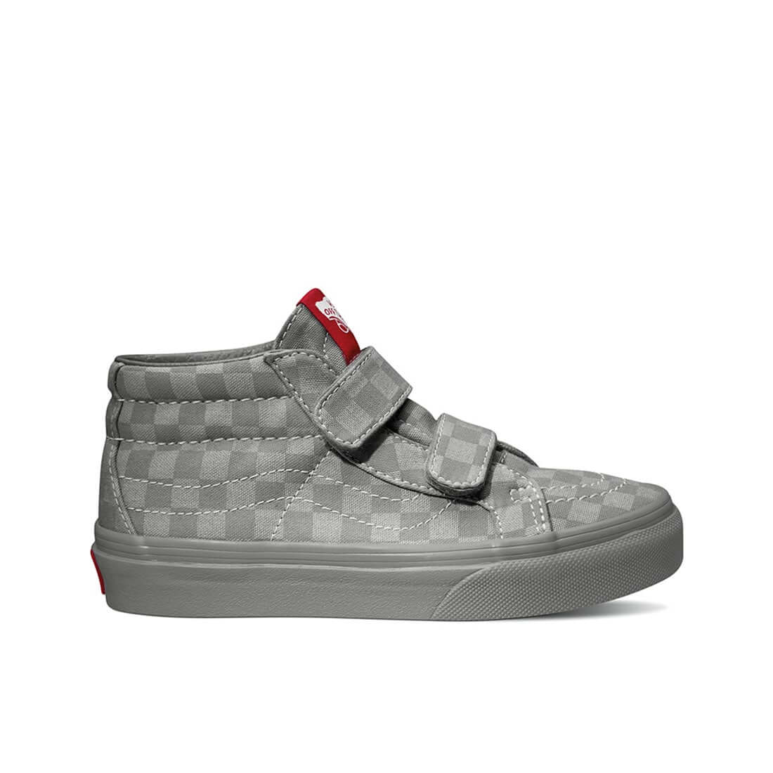 vans-kids-sk8-mid-reiss-mono-checkerboard-grey-side