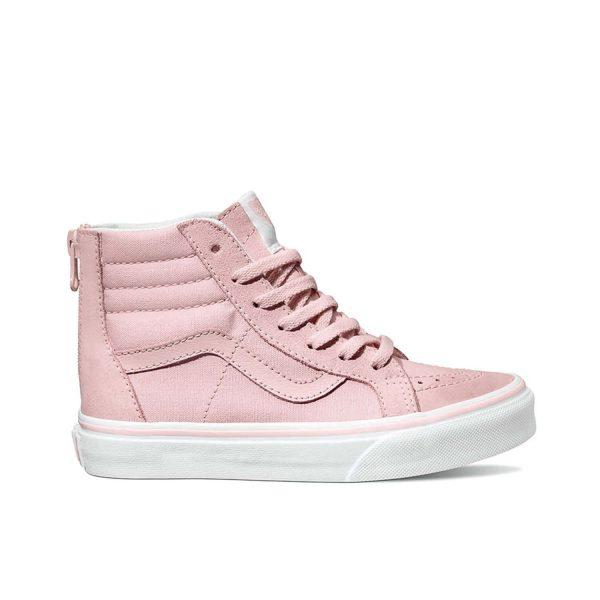 vans-sk8-hi-zip-kids-chalk-pink-true-white-side