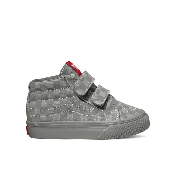 vans-toddler-sk8-mid-reiss-mono-checkerboard-grey-side