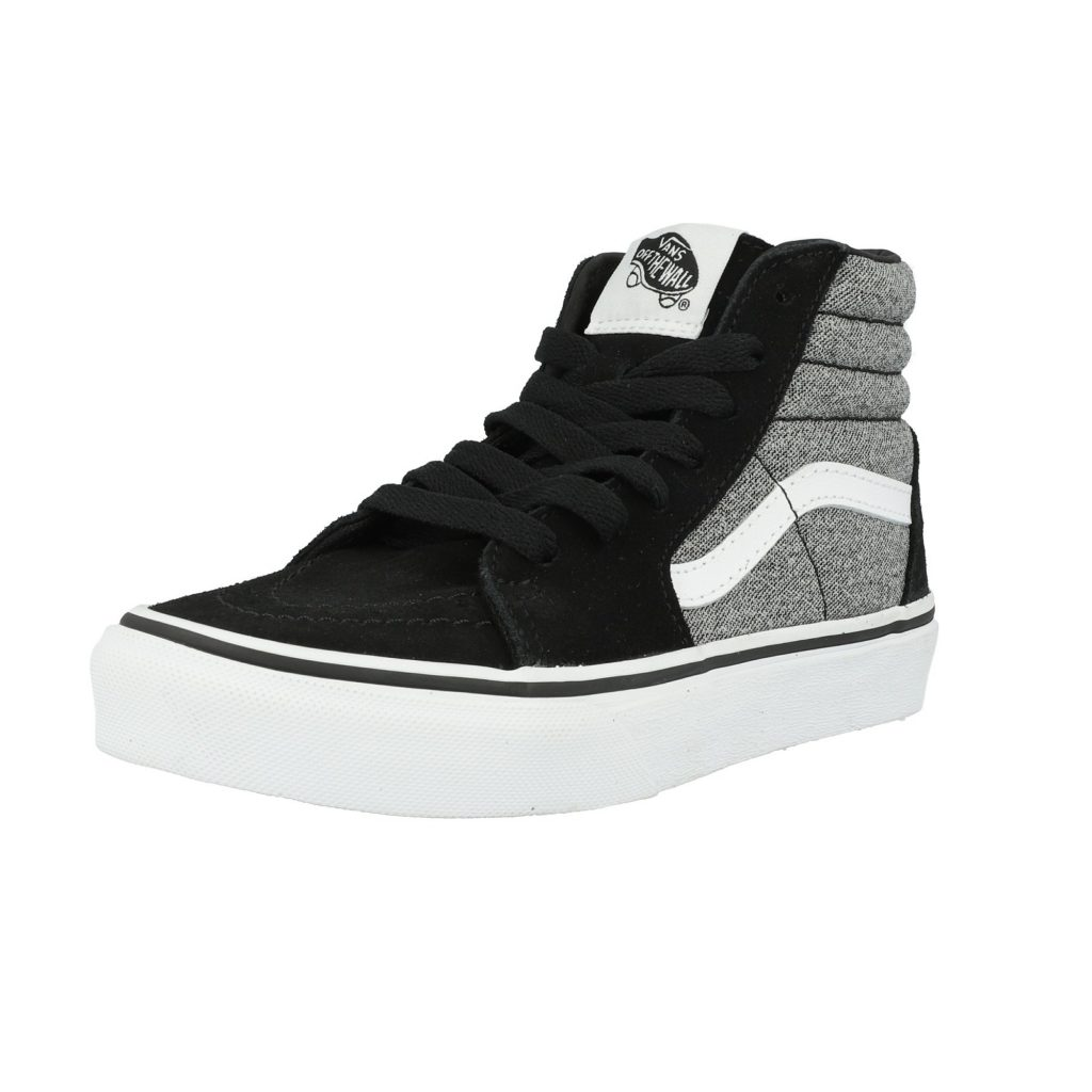 Vans Toddler Sk8 Hi-Tops Sneakers - Side