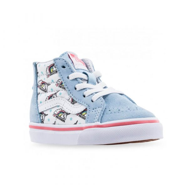 Vans Unicorn Blue True White Kids Angle