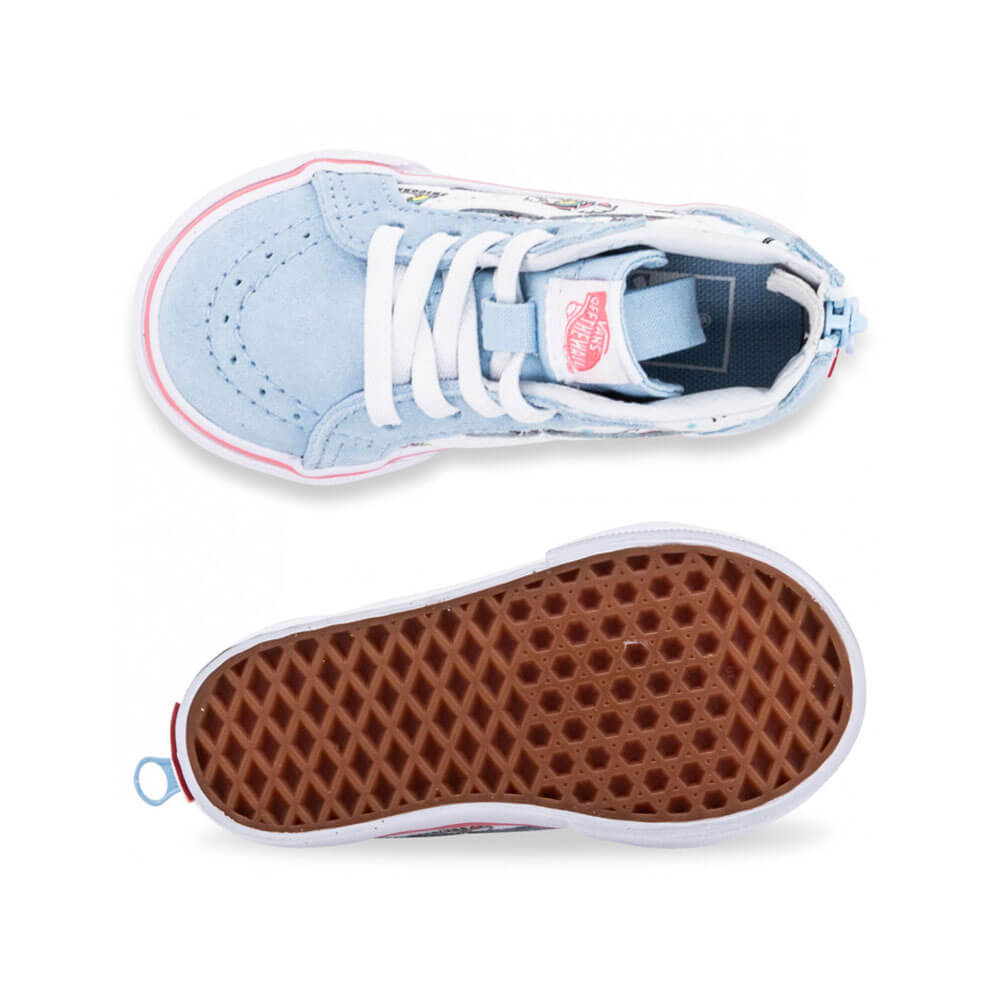 Vans Unicorn Blue True White Kids