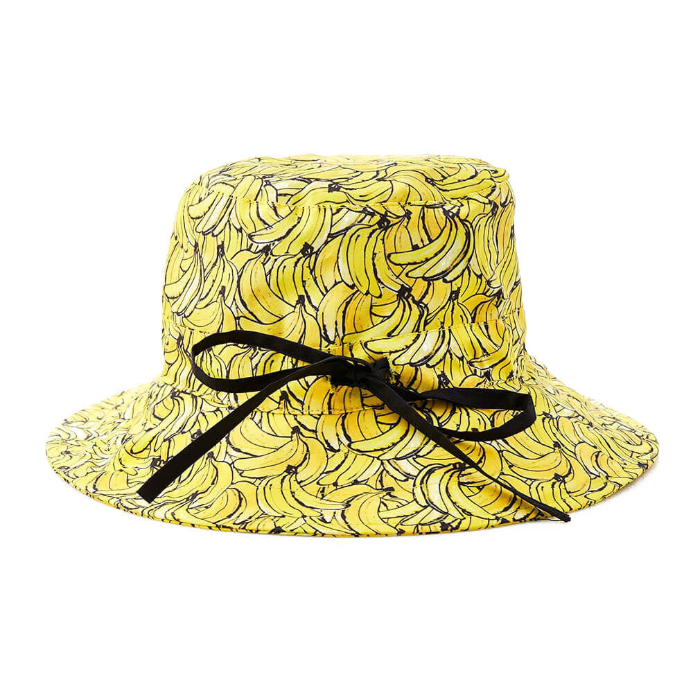 Kip & Co Sunny Bucket Hat – Bananarama Side