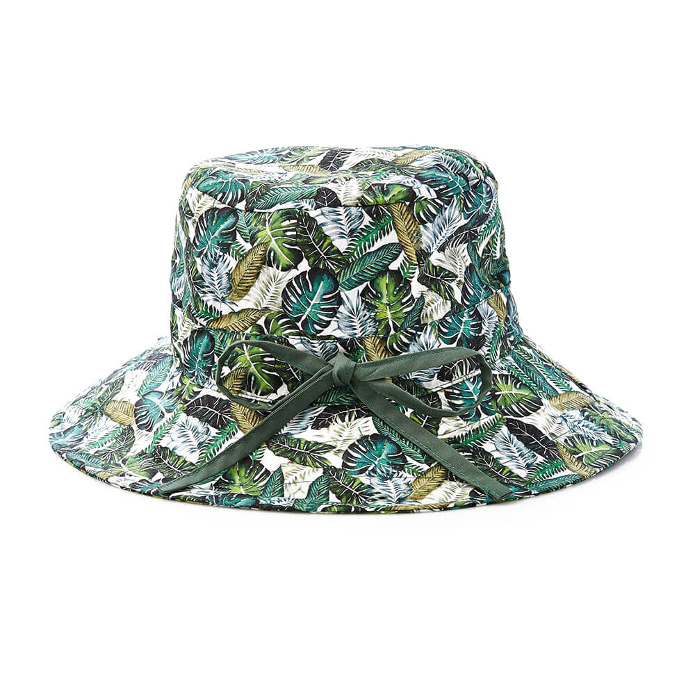 Kip & Co Sunny Hat - Palm side
